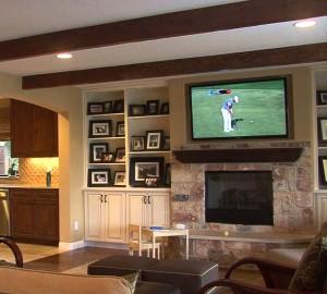 Updating older home technology